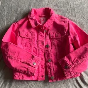Gymboree Fairytale Forest jacket 5/6